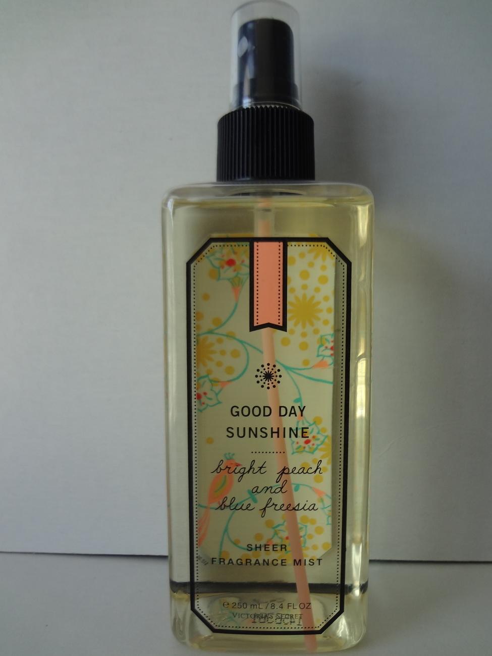 29cfb78b524 Victoria s Secret GOOD DAY SUNSHINE Sheer Fragrance Mist 8.4 fl oz   250 ml