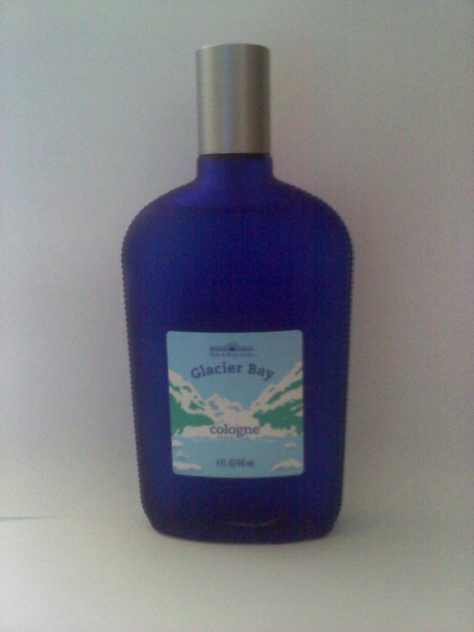 Bath & Body Works Men's GLACIER BAY Cologne 4 fl oz / 118 ml