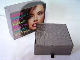 Victoria's Secret MEGA MAKEUP KIT $500 Value- 90+ Must-Haves for Lips,Eyes and F - $240.00