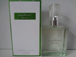 Bath & Body Works RainKissed Leaves Eau De Toilette 2.5 fl oz / 75 ml - $170.00