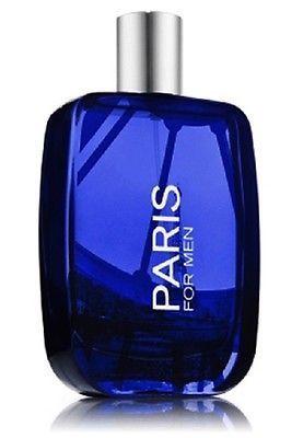 Paris by Bath Body Works for Men 3.4 oz Cologne Spray