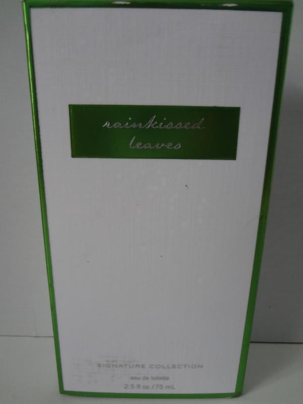 Bath & Body Works RainKissed Leaves Eau De Toilette 2.5 fl oz / 75 ml