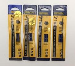 "(New) Irwin 66708  1/8"" Black Oxide Drill Bit Pack of 4 - $19.79"