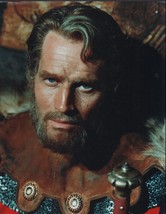 Charlton Heston 8x10 color glossy photo - $6.85