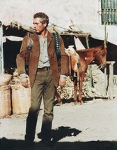 Paul Newman - Butch Cassidy & Sundance Kid 8x10 color glossy photo - $6.85