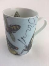 J. Paul Getty Museum Art Caterpillar Fly Moth Pear 2003 Coffee Mug - $18.69