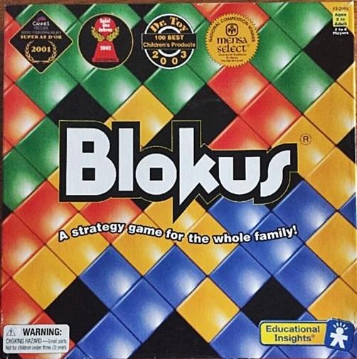 Blokus educational insights 1