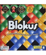Blokus Tile Game Educational Insights EI-2995 Complete - $29.90