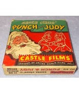 Punch and Judy Santa Claus 16mm Castle Films Headline Edition 810 - $9.95