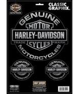 Chroma 33201 Harley Davidson Genuine Motorcycle... - $9.89