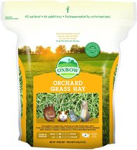 Oxbow Animal Health Orchard Grass Hay for Pets, 15-Ounce - $6.44