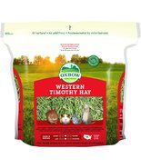 Oxbow Western Timothy Hay, 40-Ounce Bag - $11.25
