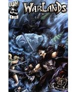 Warlands #8 [Comic] [Jun 01, 1999] Pat Lee & Adrian Tsang Vol 1 Chapter ... - $9.95