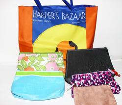 Cosmetic Bags Makeup Travel Beach Tote 6 Bags L... - $12.99