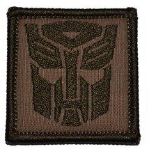 Autobot Emblem 2x2 Military Patch / Morale Patch - Multiple Colors (Coyote Br... - $4.89