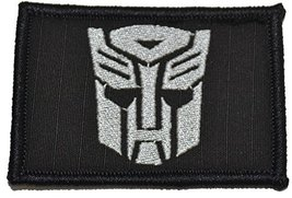 Autobot Emblem, Transformers 2x3 Military Patch / Morale Patch - Multiple Col... - $5.87