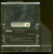 Floppy drive for Dell Inspiron and Latitude C series  P/N 09YXE - $4.65