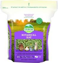 Oxbow Animal Health Botanical Hay for Pets, 15-Ounce - $4.79