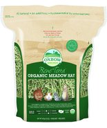 Oxbow BeneTerra Organic Meadow Hay, 15-Ounce Bag - $4.79