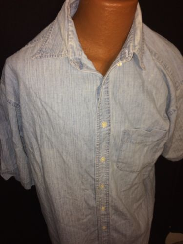 Gap Size Large Mens Casual Shirt Bin#19 image 4