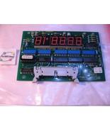 Foss Electric 180380-5S PCB Display Milko Mark III MK Milk Fat Tester - ... - $47.49