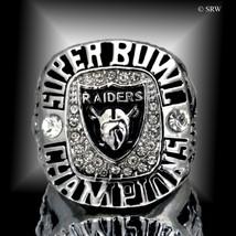 1983 Oakland Raiders CROSS SWORDS  Championship... - $23.26
