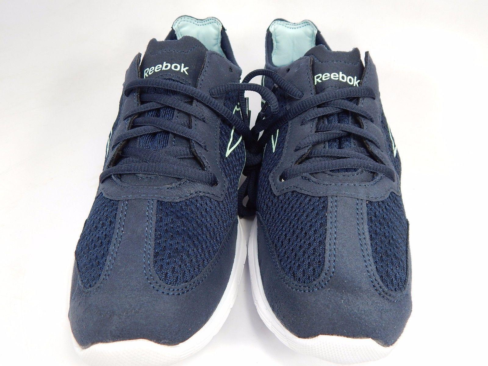 Reebok Sport Ahead Action RS Women's Running Shoes Size US 7.5 M (B) EU 38 Blue