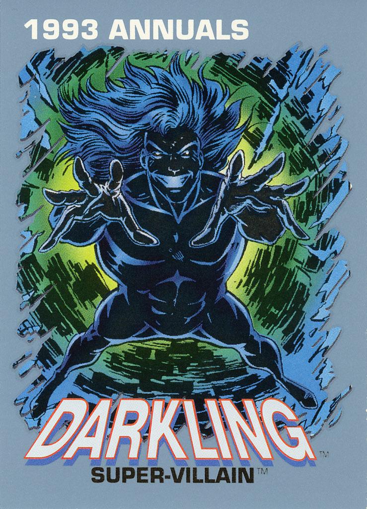 Marvel 1993 Annuals #3 - Darkling