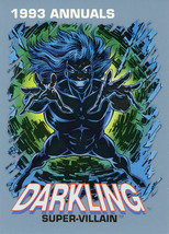 Marvel 1993 Annuals #3 - Darkling - $0.25