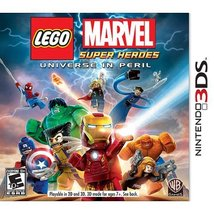Lego: Marvel Super Heroes: Universe in Peril (N... - $20.90