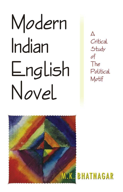 indian english novel