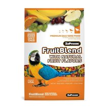 Zupreem FruitBlend Fruit Blend for Large Birds (3.5 lb) - $15.49