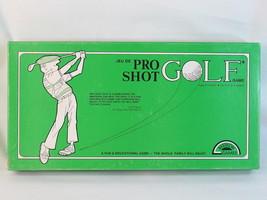 Pro Shot Golf 1985 Board Game Bestkon 100% Complete EUC Bilingual - $17.34