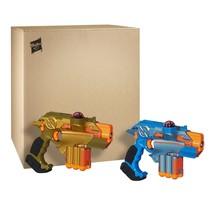 2 Nerf Lazertag Gun Lazer Laser Tag Taggers Set System Two Players,Light... - $158.35
