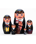 """Chimney Sweep Doll - 5"""" w/ 5 Pieces - $36.00"""