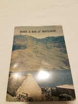 Just A Bit O' Ireland Vintage Hallmark Treasures Book - $9.90
