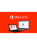 Microsoft Office Proffesional 2016 (Download) - $22.99
