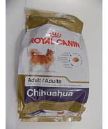 Royal Canin Breed Health Nutrition Chihuahua Adult dry dog food 2.5lbs. - $12.99