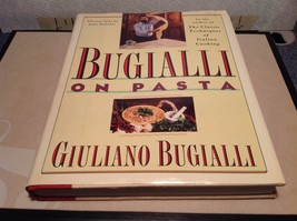 Bugialli On Pasta Book by Giuliano Bugialli