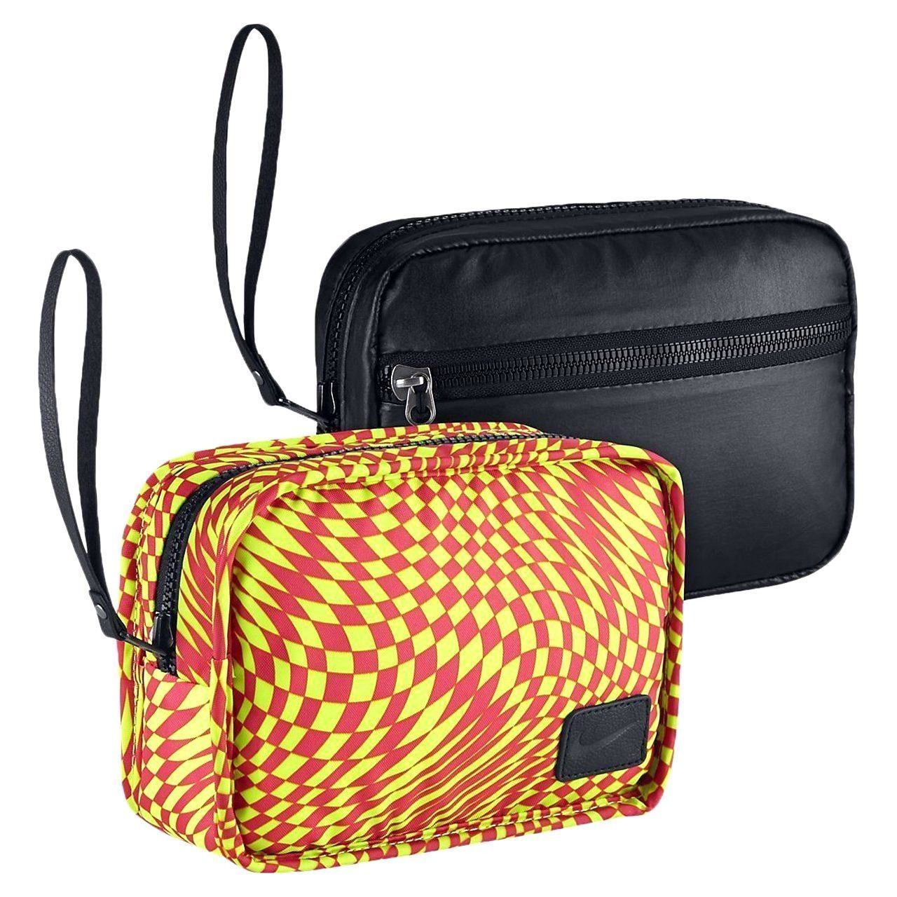 Nike Studio Reversible Kit 2.0 Bag BA5122 001 Black Volt Pink