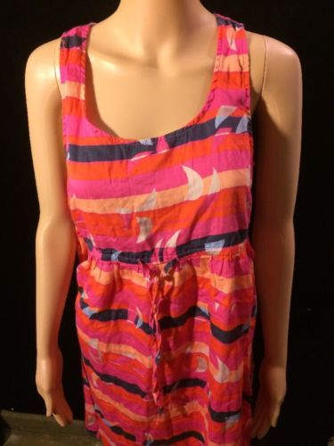 H&M Womens Size 12 Pink Dress Bin #22
