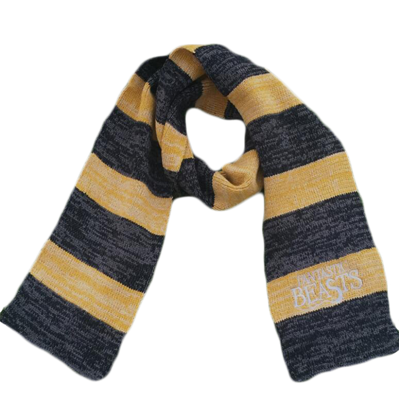 Harry Potter Fantastic Beasts and Where to Find Them Scarf