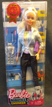 Barbie Career of the Year Robotics Engineer Doll Blonde Dolls Girls Gift... - $19.79