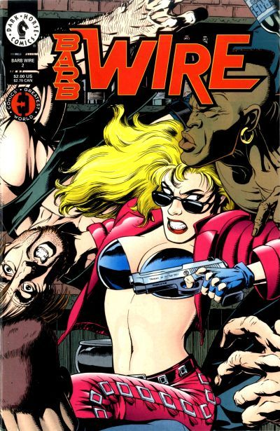 Barb wire  2
