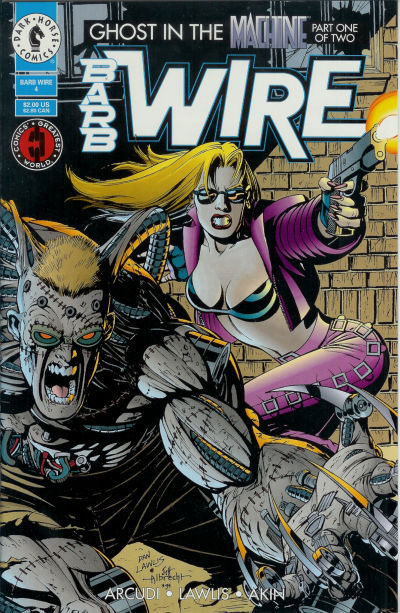 Barb wire  4