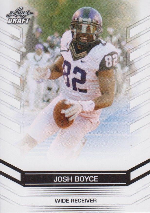 Josh Boyce 2013 Leaf Draft Card #34