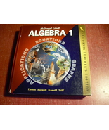 algebra 1  california  teachers  edition - $9.99