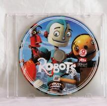 ROBOTS DVD FULL SCREEN (Disc only)  - $6.54