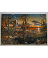 Jim Hansel Comforts of Home Artist Proof LE SN Giclee Canvas Print - str... - $250.00