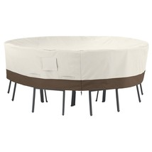 AmazonBasics Round Table and Chair Set Patio Co... - $60.73